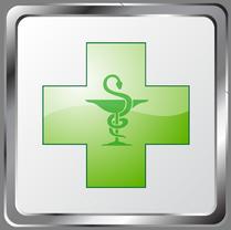 Logo pharmacie Aubret Vial